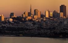 Shadows on San Francisco